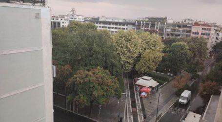 Καλοκαιρινή μπόρα στη Λάρισα το απόγευμα της Τρίτης (φωτο – βίντεο)