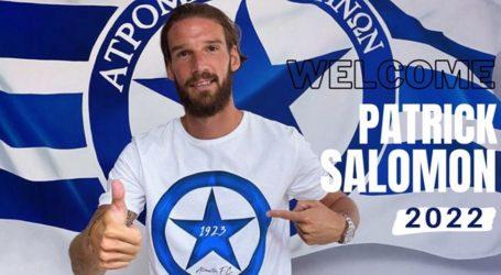 Ανακοίνωσε τον Σάλομον ο Ατρόμητος – Ποδόσφαιρο – Super League 1 – Ατρόμητος