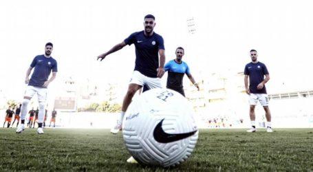 Στο Περιστέρι το Σάββατο το φιλικό Ατρόμητος-Ολυμπιακός – Ποδόσφαιρο – Super League 1 – Ατρόμητος – Ολυμπιακός