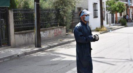 Λάρισα: Προβληματισμός του ΕΟΔΥ για την περιοχή του Αμπελώνα – Ιχνηλάτηση σήμερα στο γήπεδο