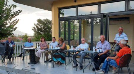Γενική Συνέλευση Εξωραϊστικού Συλλόγου Παραλίας Κουλούρας