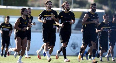 Συνέχισαν με ατομικό οι Γαλανόπουλος, Καρακλάγιτς, Ιατρούδης – Ποδόσφαιρο – Super League 1 – A.E.K.