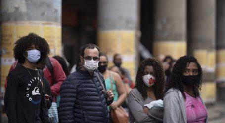 Περισσότερα από 52.300 νέα κρούσματα στη Βραζιλία