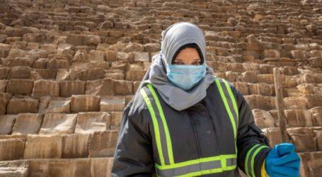 Η Αίγυπτος ανακοίνωσε τον χαμηλότερο ημερήσιο αριθμό κρουσμάτων κορωνοϊού από τις 3 Μαΐου