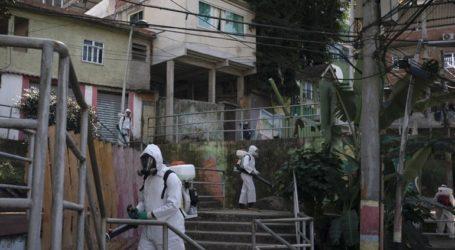 1.088 νέοι θάνατοι και 45.392 νέα κρούσματα στη Βραζιλία
