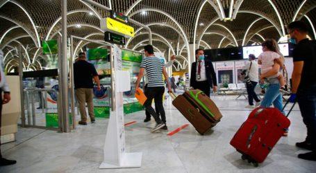 Ανεστάλησαν οι πτήσεις από και προς την Τουρκία