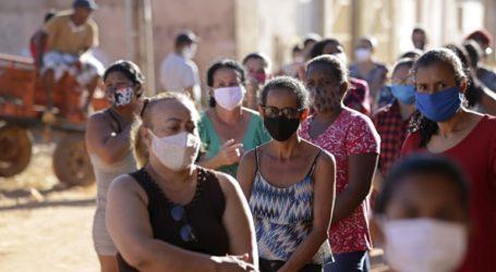 541 νέοι θάνατοι και 25.800 νέα κρούσματα στη Βραζιλία