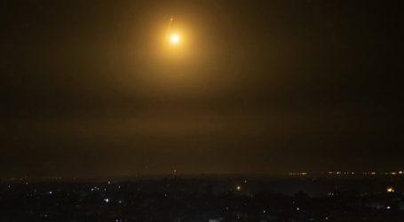 Ο στρατός έπληξε θέσεις της Χαμάς σε αντίποινα για την εκτόξευση ρουκέτας