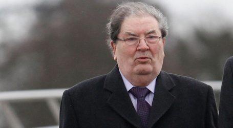 Πέθανε ο Τζον Χιουμ, ο αρχιτέκτονας της συμφιλίωσης στη Βόρεια Ιρλανδία
