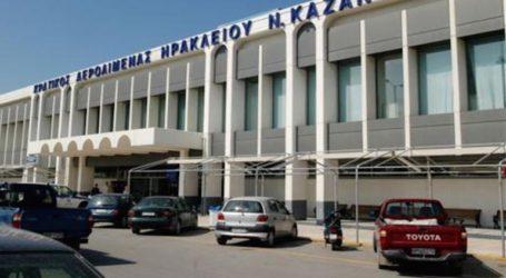 Ογδόντα συλλήψεις για πλαστογραφία ταξιδιωτικών εγγράφων στον αερολιμένα του Ηρακλείου