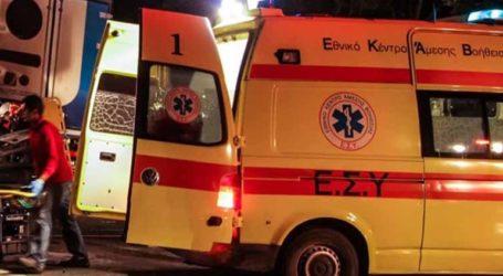 Σε κρίσιμη κατάσταση 5χρονο παιδί που κινδύνεψε από πνιγμό