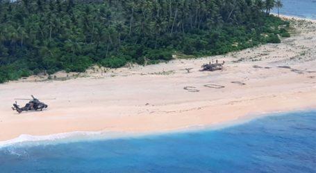 Η συγκλονιστική ιστορία τριών ναυαγών που σώθηκαν από ένα «SOS» σε ακατοίκητο νησί