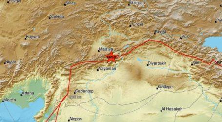 Σεισμός 5,2 Ρίχτερ στην ανατολική Τουρκία
