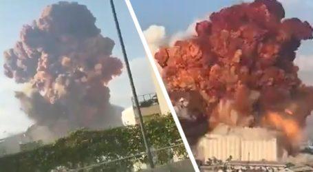 Live: Κόλαση εκρήξεων στη Βηρυτό