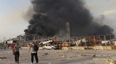 Η έκρηξη στη Βηρυτό ισοδυναμούσε με σεισμό 4,5 Ρίχτερ, σύμφωνα με Ιορδανούς σεισμολόγους