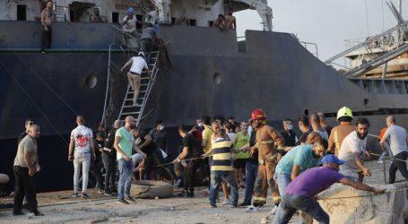 Επλήγη πολεμικό πλοίο της δύναμης του ΟΗΕ στον Λίβανο
