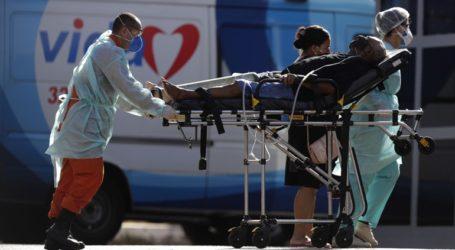 1.154 νέοι θάνατοι και 51.603 νέα κρούσματα στη Βραζιλία
