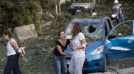 Τραυματίστηκαν Βρετανοί διπλωμάτες από τις εκρήξεις στη Βηρυτό