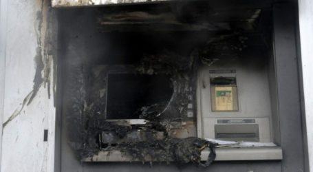Έκρηξη σε ΑΤΜ τα ξημερώματα στη Λεωφ. Γεωργικής Σχολής