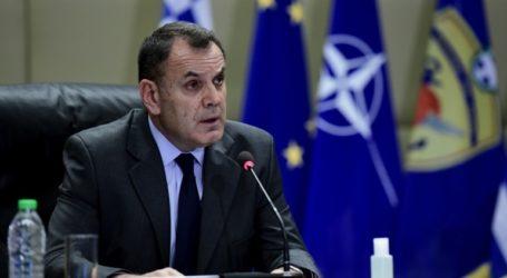 Τηλεφωνική επικοινωνία Παναγιωτόπουλου με την αντιπρόεδρο του Λιβάνου