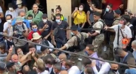 Οργισμένοι οι Λιβανέζοι – Στιγμές χάους στη Βηρυτό: «Βοηθήστε μας! Επανάσταση!»