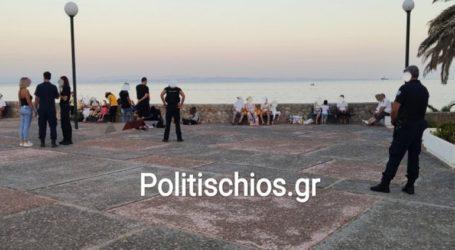 «Απόβαση» 23 Τούρκων που ζητούν άσυλο στη Χίο