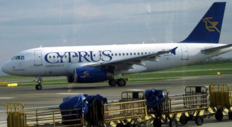 Προσγειώθηκε στη Λάρνακα η πτήση της Cyprus Airways με Κύπριους από τον Λίβανο