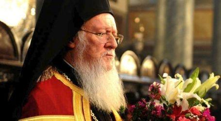 Το Οικουμενικό Πατριαρχείο αλληλέγγυο στον Λίβανο