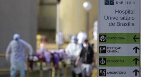 Περισσότεροι από 98.000 θάνατοι στη Βραζιλία