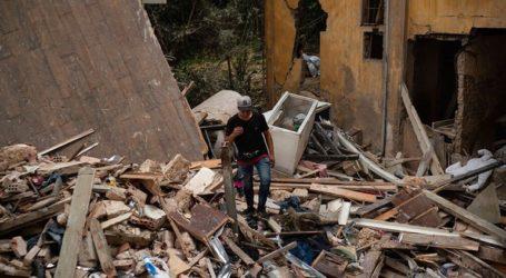 158 είναι πλέον οι νεκροί, 6.000 οι τραυματίες και 21 άνθρωποι αγνοούνται