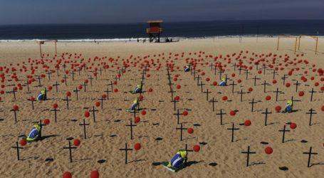 Ξεπέρασαν τους 100.000 οι νεκροί στη Βραζιλία