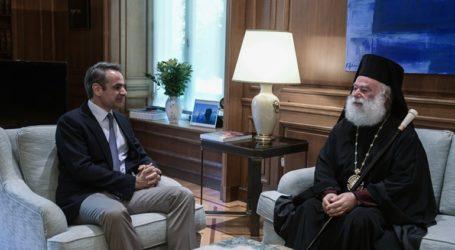 Συγχαρητήριες επιστολές του Πατριάρχη Αλεξανδρείας για τη συμφωνία Ελλάδας