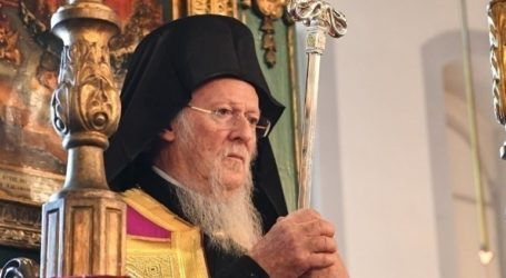 Συμπαράσταση του Οικουμενικού Πατριαρχείου στους πληγέντες από τη φονική κακοκαιρία στην Εύβοια