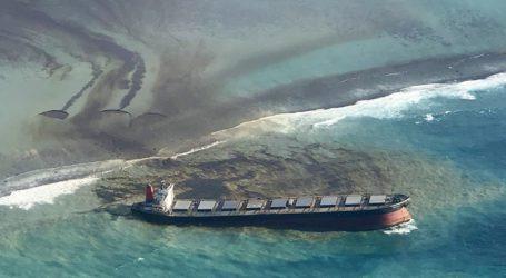 Σταμάτησε η διαρροή πετρελαίου από το ιαπωνικό φορτηγό πλοίο MV Wakashio