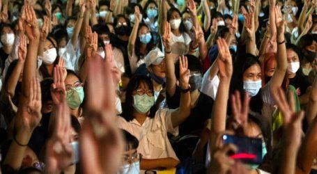 Διαδηλωτής σκοτώθηκε όταν εξερράγη στα χέρια του αυτοσχέδιος εκρηκτικός μηχανισμός