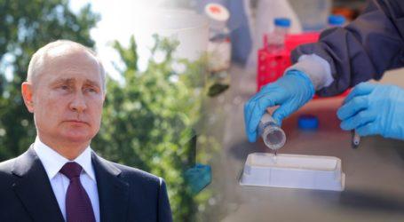 Η Ρωσία ανακοίνωσε την παρασκευή εμβολίου για τον Covid-19