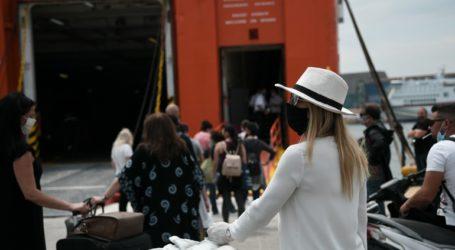 Ταλαιπωρία για 155 επιβάτες – Βλάβη στον καταπέλτη καταμαράν στο λιμάνι της Νάξου