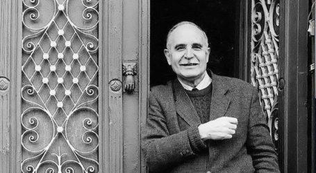 Πέθανε ο σπουδαίος ποιητής Ντίνος Χριστιανόπουλος
