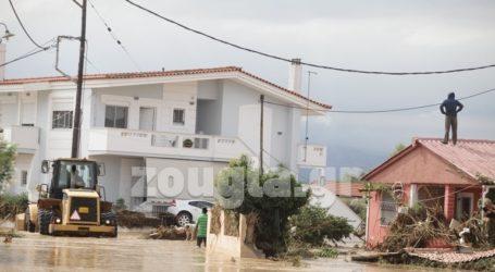 Αποζημιώσεις στους πληγέντες από τις πλημμύρες στην Εύβοια