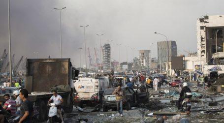 171 νεκροί από την έκρηξη στο λιμάνι της Βηρυτού, σύμφωνα με νεότερο απολογισμό