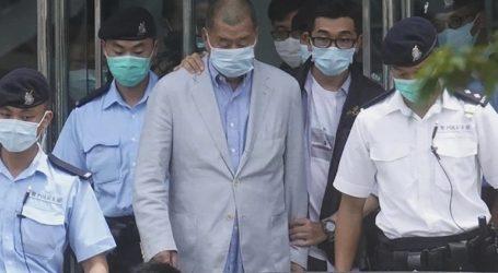 Αφέθηκε ελεύθερος ο μεγιστάνας του Τύπου Τζίμι Λάι