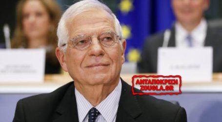 Με το «Oruc Reis» στην ελληνική υφαλοκρηπίδα και ο Borell, λέει να μην ανησυχούμε!