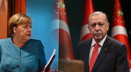 Επικοινωνία Μέρκελ – Ερντογάν για την κατάσταση στην Αν. Μεσόγειο
