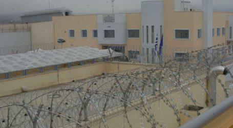 Νέα περιοριστικά μέτρα στις φυλακές μετά την άνοδο των κρουσμάτων κορωνοϊού