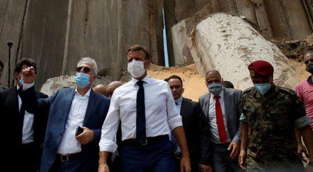 Ο πρόεδρος Μακρόν θα επισκεφθεί και πάλι τον Λίβανο την 1η Σεπτεμβρίου