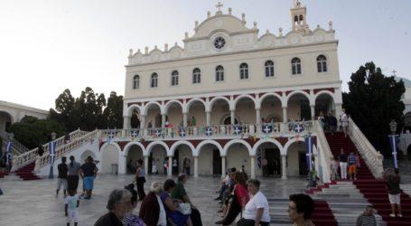 Τι προβλέπουν τα μέτρα για τους ναούς τον Δεκαπενταύγουστο