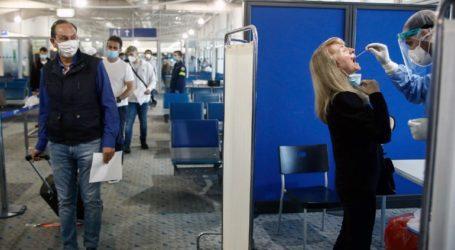 Μόνο με αρνητικό τεστ θα έρχονται στην Ελλάδα οι ταξιδιώτες από το Ισραήλ