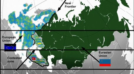 Ρωσική πορεία για την Ευρασία