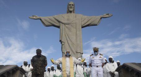 Ανοίγει για το κοινό το διάσημο άγαλμα του Χριστού του Λυτρωτή