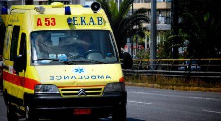 Θανατηφόρο τροχαίο στην εθνική οδό Θεσσαλονίκης – Μουδανιών